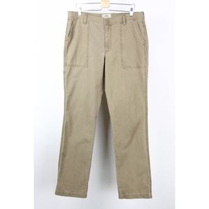 LL Bean Mens Pants Standard Fit Size 36X34 Tan